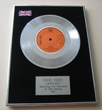 DAVID ESSEX - LAMPLIGHT PLATINUM Single Presentation DISC